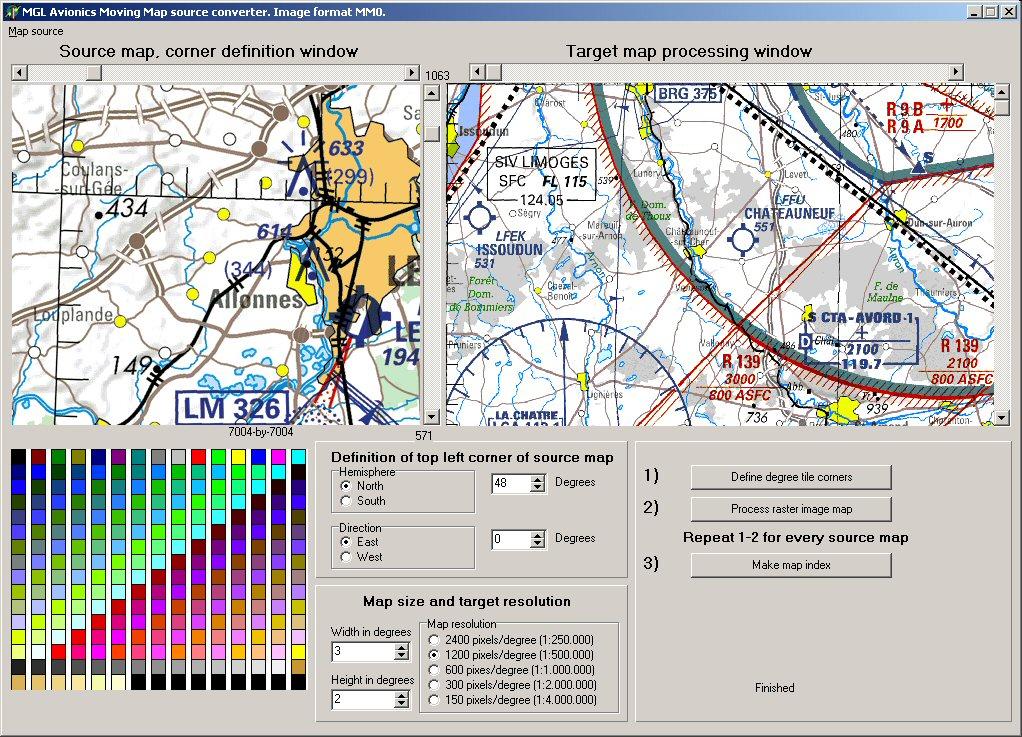 Mgl avionics europe instruments efis avionique ulm compas simulation conception map maker gumiabroncs Gallery